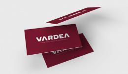 vardea Spedition für gute Transporte - Visitenkarten