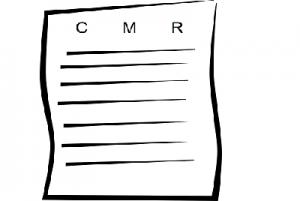 CMR - Internationale Vereinbarung über Beförderungsverträge auf Straßen