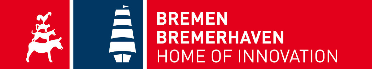 Logo Bremen & Bremerhaven: Home of Innovation